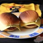 Cheeseburger fun – oder mein Lieblings-Veggieburger