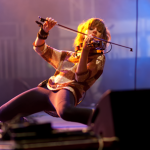 """we must live from the inside out"" (Lindsey Stirling)"