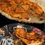 Sweet Potatoe Brawlery oder ein Süßkartoffel-Quiche