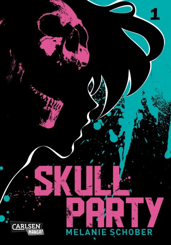 Melanie_Schober_Skull_Party_Band1