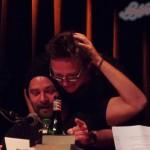 Ein Abend mit zwei Rauchern – oder Prima Vista Lesung mit David Nathan und Simon Jäger
