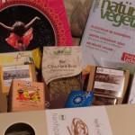 Yourbiobrands Vegan Box 01/14 – oder Neugierig auf Bio?
