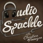 """Audio Spackle is the podcast that stands outside your bedroom window, holding a boombox."""