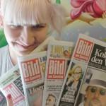 Katrin Kotzt Kunterbunt #14 – 2014-03-23 Vier auf einen Streich