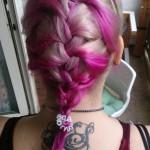 Bunt Haare – oder #FotoFreitag Nr.