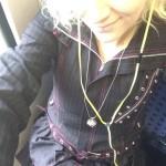 Ein Selfie aus der Bahn – oder #FotoFreitag Nr. 186