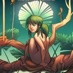 Grünhaarige Monster mit Liebeskummer oder Comics ahoi!